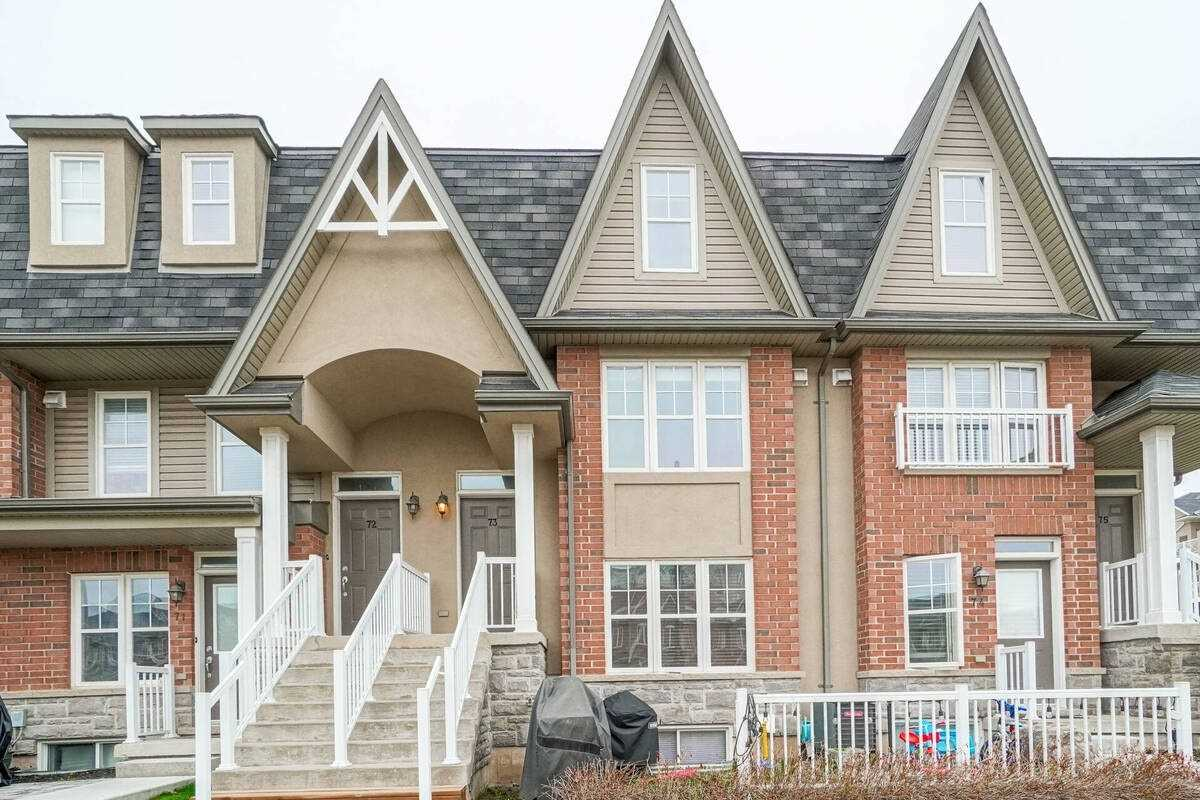 Stacked Townhse in Halton